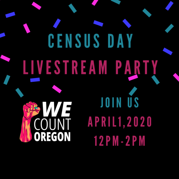 Open Signal Partners with We Count Oregon for the 2020 Census