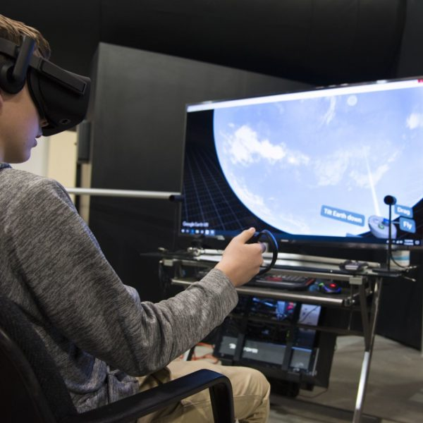 Dreaming in VR: Immersive Technology Camp