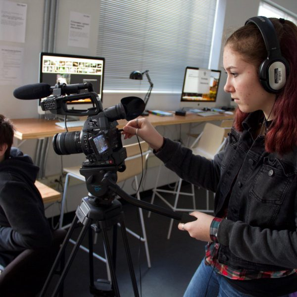 Youth Crash Course with the Canon C100 MKII