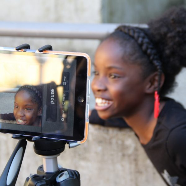 Youth iPad Filmmaking
