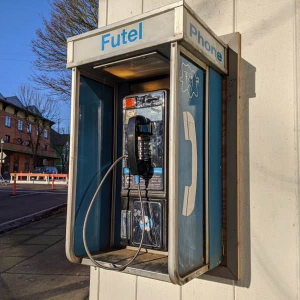 """Hold the Phone"" Art Installation Now on Display"