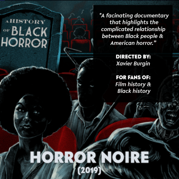 Press Release: Dive Into 31 Days of Black Horror