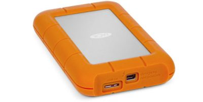 Lacie Rugged Dual